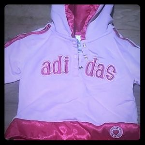 3 month old baby Adidas jacket